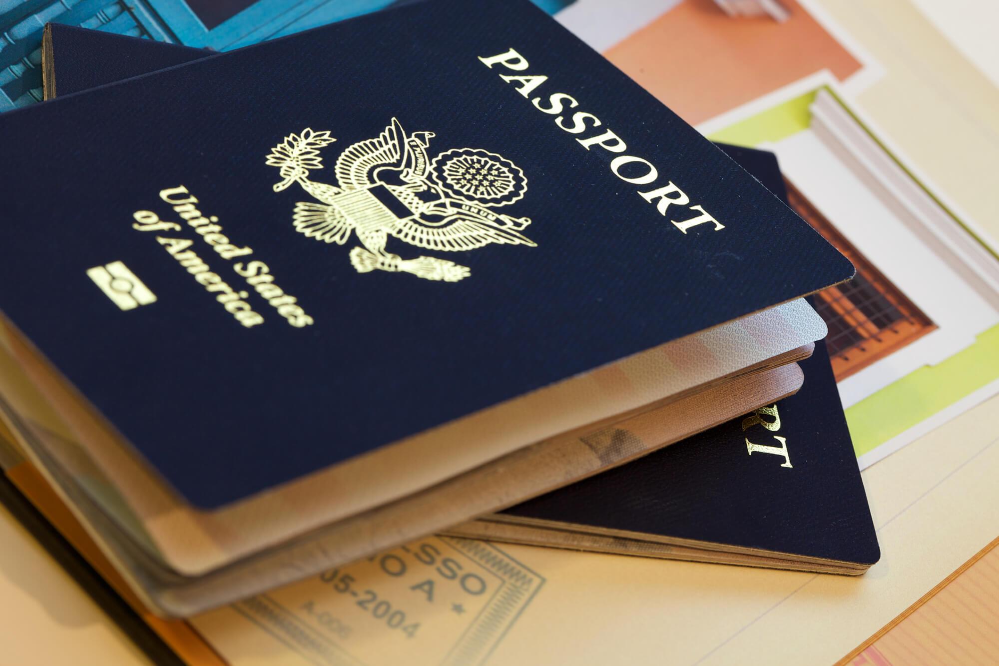 Passport Services - DCS Visa Solutions